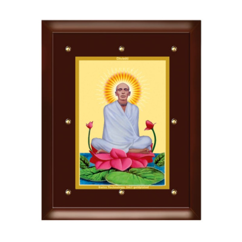 MDF FRAME SIZE 5 CLASSIC COLOR  RECTANGULAR RAM THAKUR