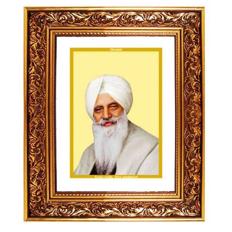 24K GOLD PLATED DG FRAME 93 SIZE 4.5 CLASSIC COLOR RADHA SWAMI