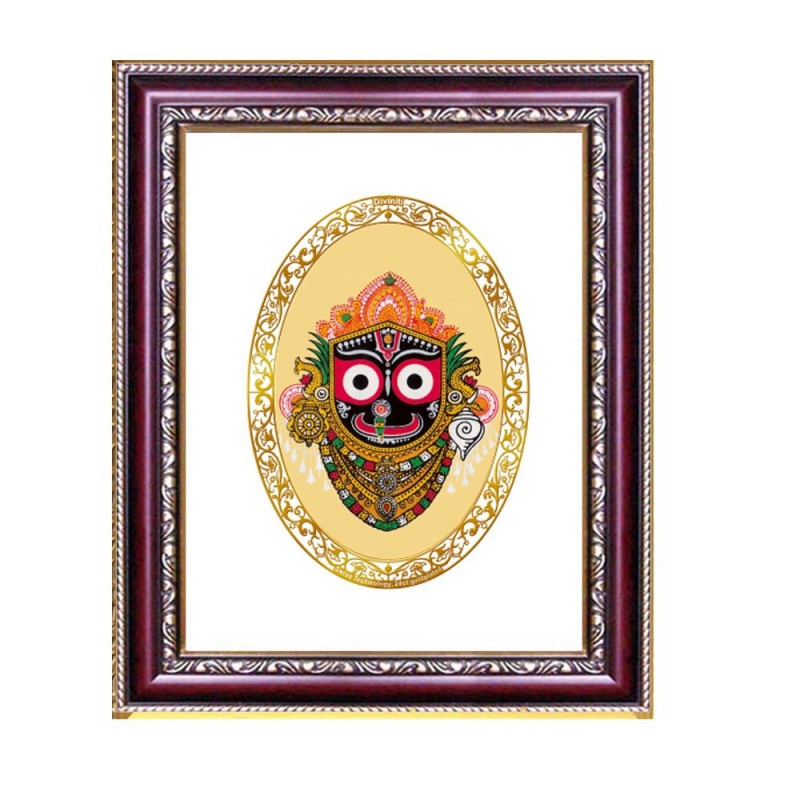 DG FRAME 105 SIZE 1 ROYALE COLOR  OVAL JAGANNATH