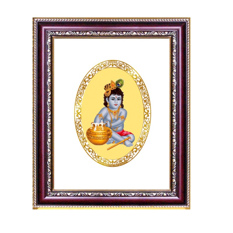 DG FRAME 105 SIZE 2 ROYALE COLOR  OVAL BAL GOPAL
