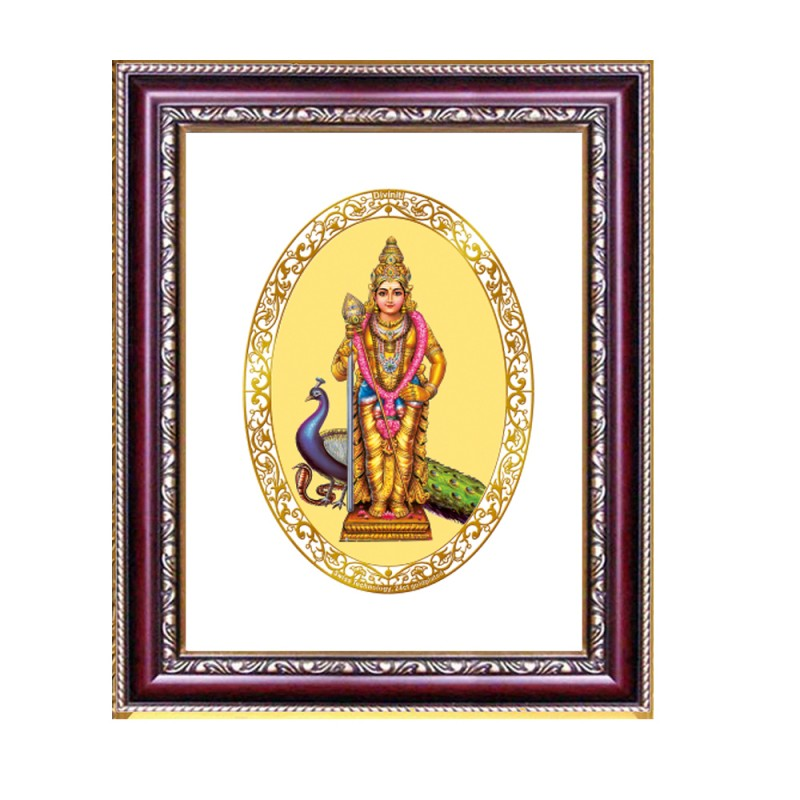 DG FRAME 105 SIZE 2 ROYALE COLOR  OVAL MURUGAN