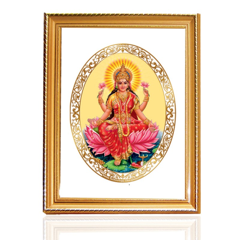 DG FRAME 56 SIZE 3 ROYALE COLOR  OVAL LAKSHMI
