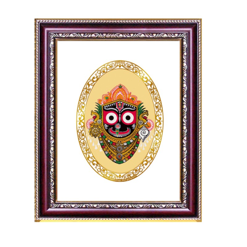 DG FRAME 105 SIZE 3 ROYALE COLOR  OVAL JAGANNATH