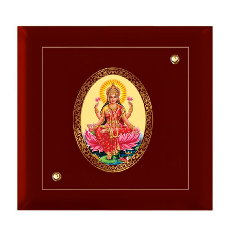 MDF FRAME SIZE 7D ROYALE COLOR OVAL LAKSHMI