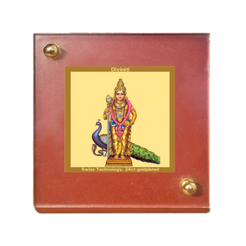 24K GOLD PLATED MDF 1B CLASSIC COLOR MURUGAN