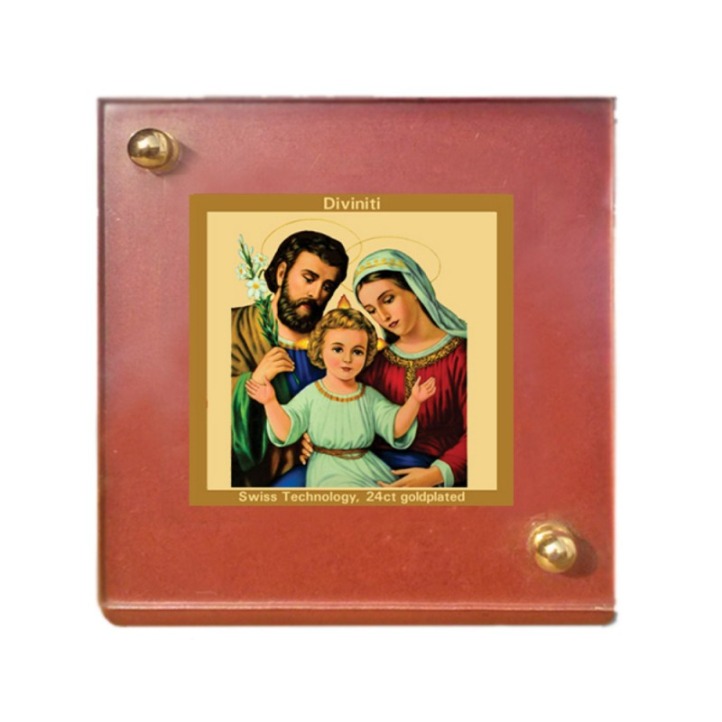 MDF 1B CLASSIC COLOR  SQUARE HOLY FAMILY