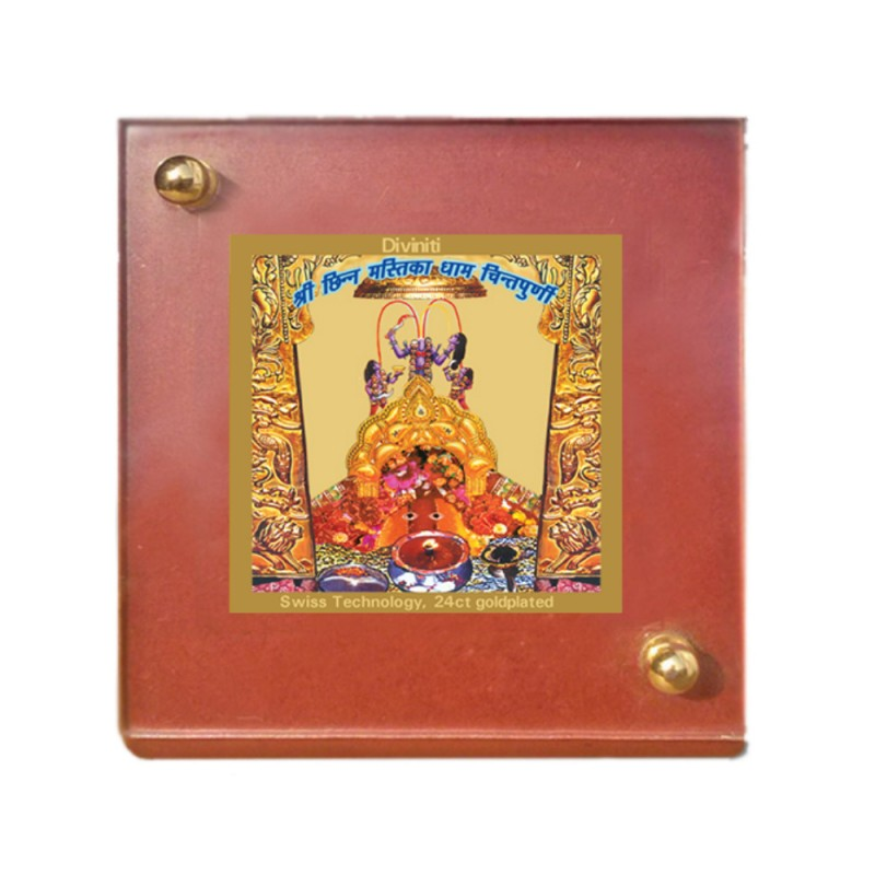 24K GOLD PLATED MDF 1B CLASSIC COLOR CHINTPOORNI MAA