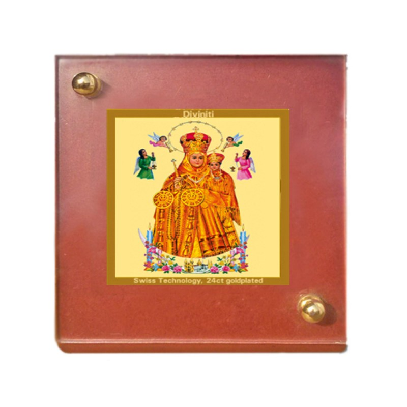 MDF 1B CLASSIC COLOR  SQUARE LADY OF HEALTH