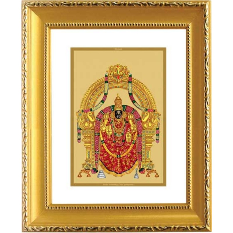 24K GOLD PLATED DG FRAME 101 SIZE 1 CLASSIC GOLD PADMAWATI
