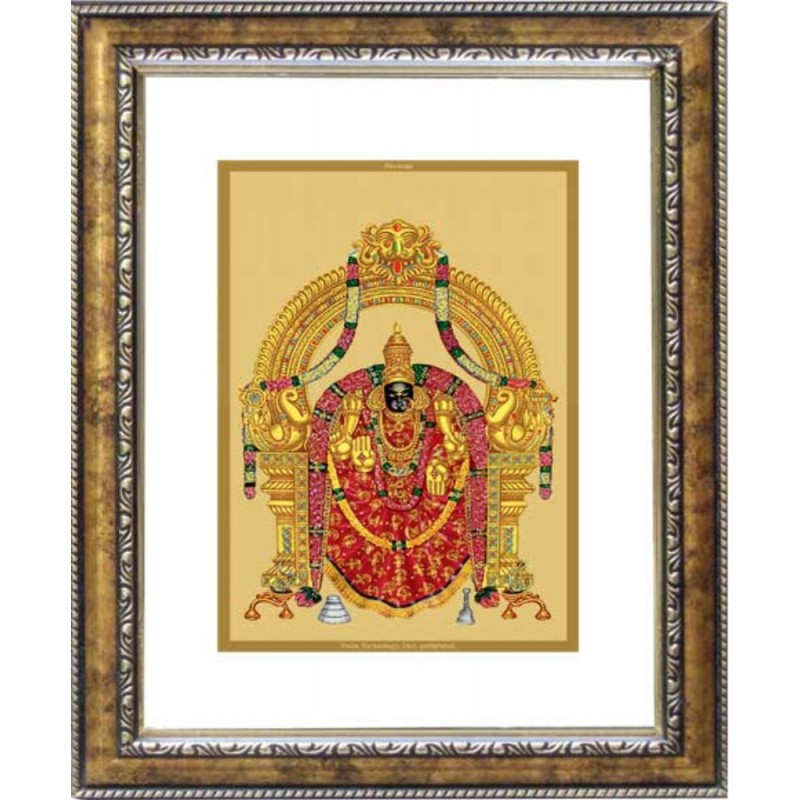 24K GOLD PLATED DG FRAME 113 SIZE 2 CLASSIC COLOR PADMAWATI