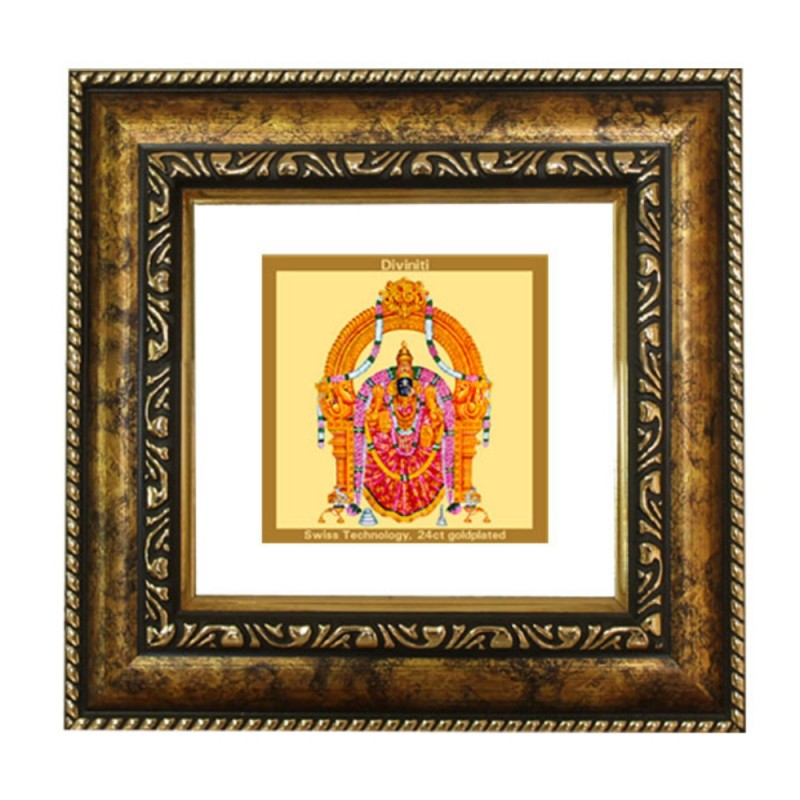 24K GOLD PLATED DG FRAME 113 SIZE 1A CLASSIC COLOR PADMAWATI