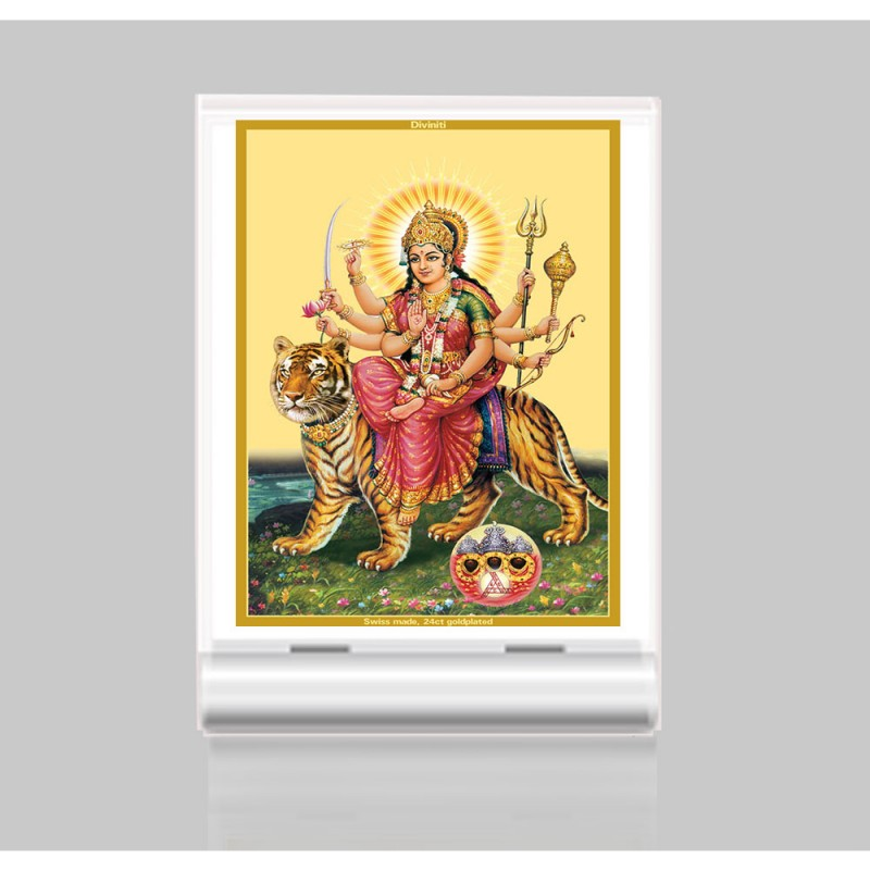 24K GOLD PLATED ACF 3 CLASSIC COLOR DURGA