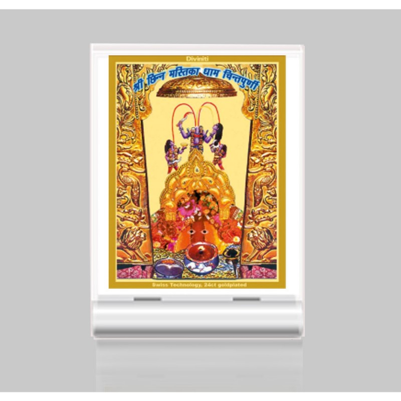24K GOLD PLATED ACF 3 CLASSIC COLOR CHINTPOORNI MAA