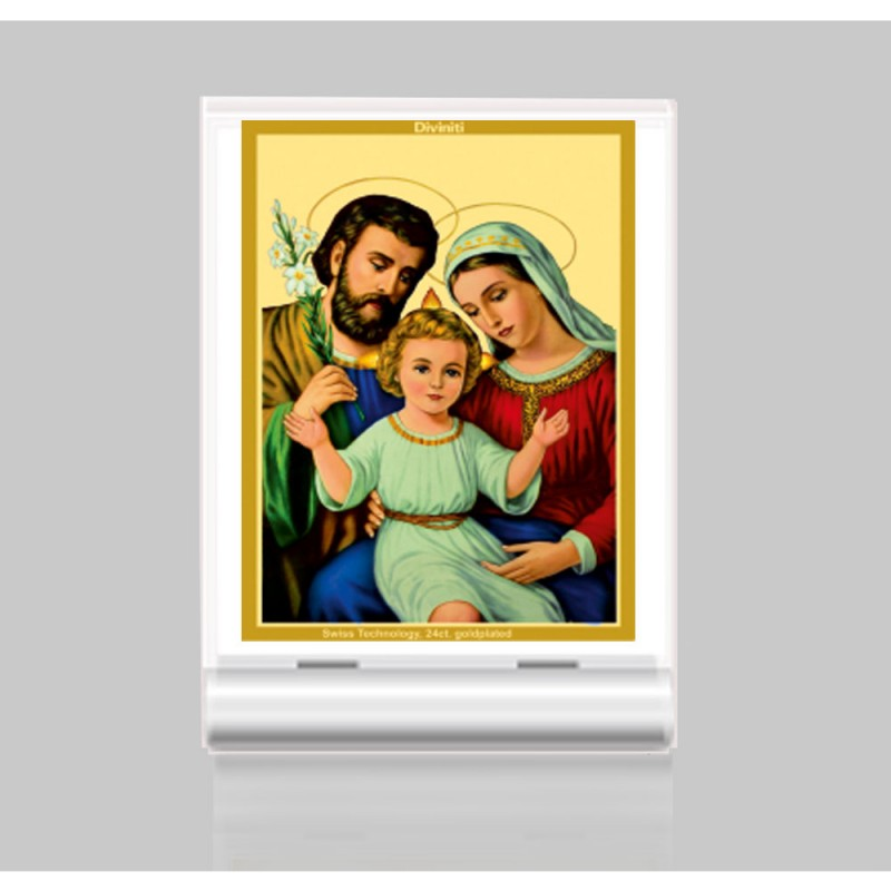 ACF 3 CLASSIC COLOR RECTANGULAR HOLY FAMILY