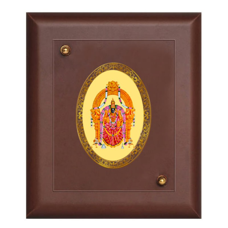 24K GOLD PLATED MDF FRAME SIZE 1 ROYALE COLOR  PADMAWATI