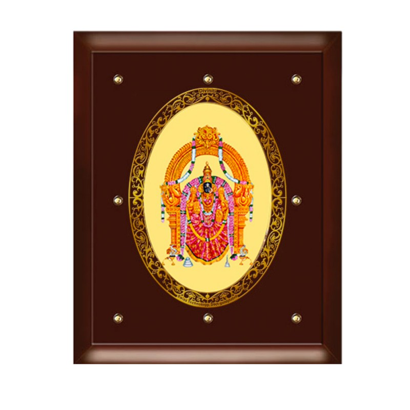 24K GOLD PLATED MDF FRAME SIZE 5 ROYALE COLOR PADMAWATI