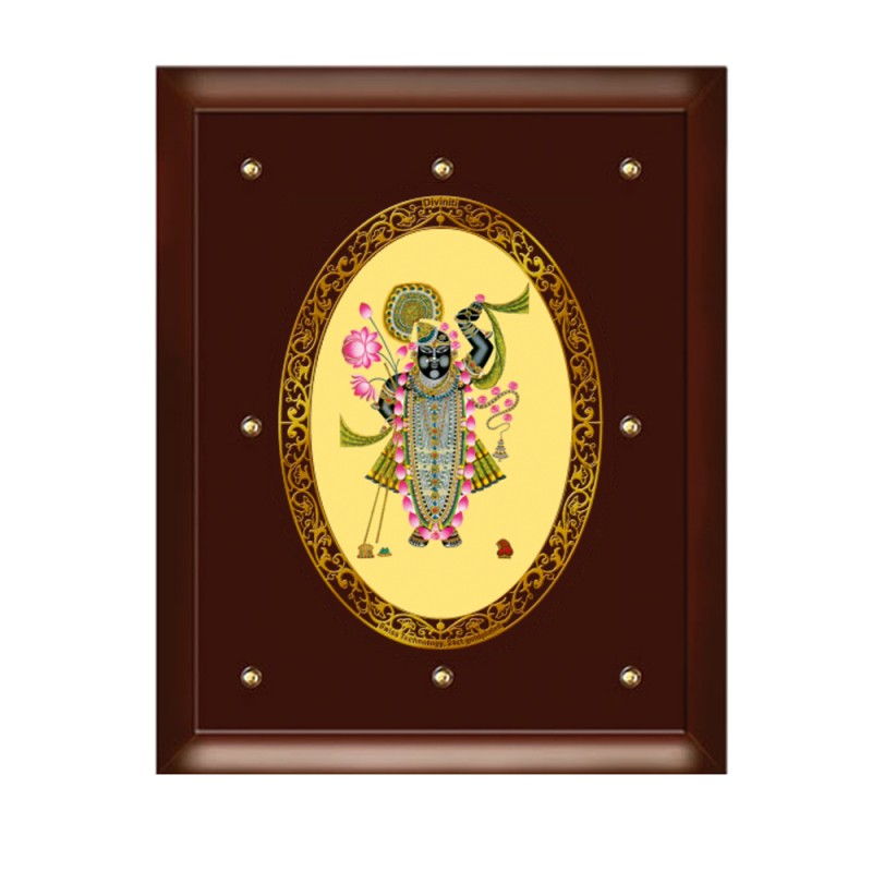 MDF FRAME SIZE 5 ROYALE COLOR OVAL SRI NATH