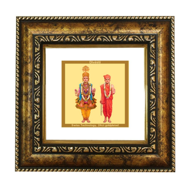 DG FRAME 113 SIZE 1A CLASSIC COLOR SQUARE SWAMI NARAYAN