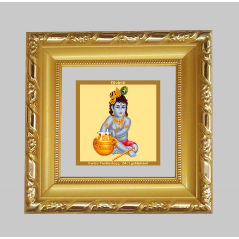 24K GOLD PLATED DG FRAME 103 SIZE 1A CLASSIC COLOR BAL GOPAL