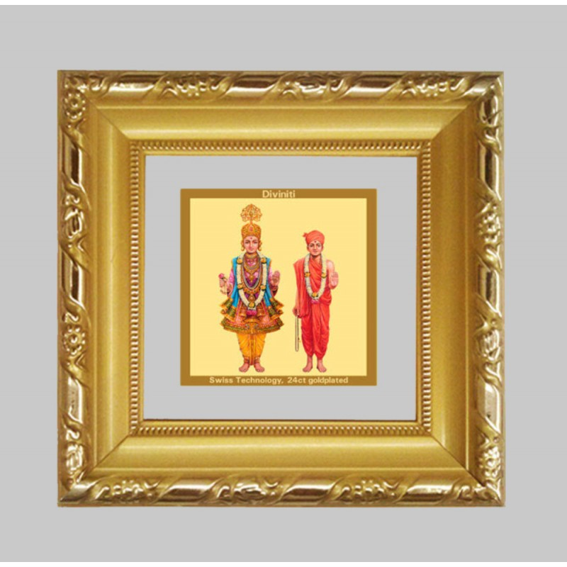 DG FRAME 103 SIZE 1A CLASSIC COLOR SQUARE SWAMI NARAYAN