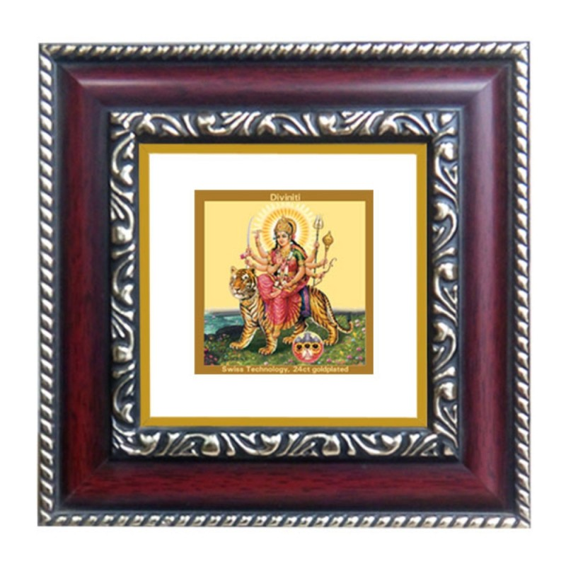 24K GOLD PLATED DG FRAME 105 SIZE 1A CLASSIC COLOR DURGA