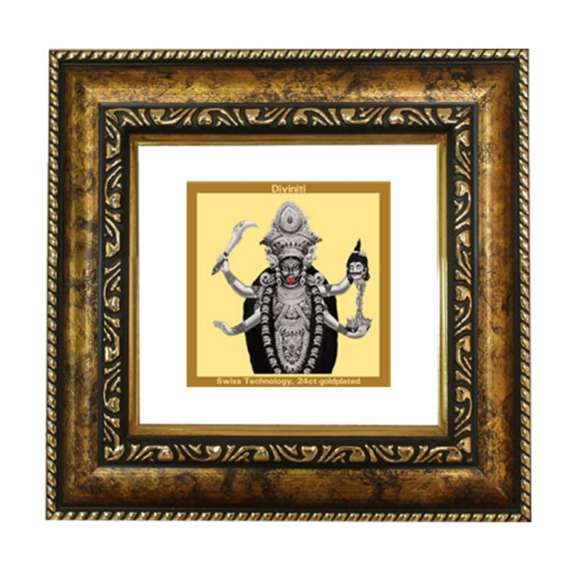 24K GOLD PLATED DG FRAME 113 SIZE 1A CLASSIC COLOR MAA KALI