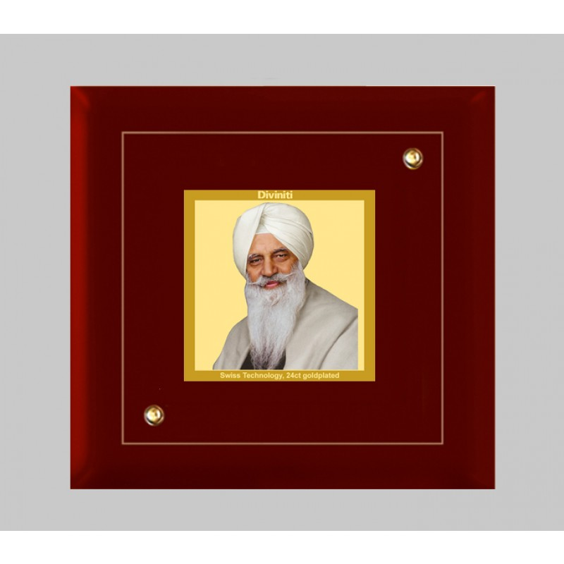 MDF FRAME SIZE 1A CLASSIC COLOR SQUARE RADHA SWAMI