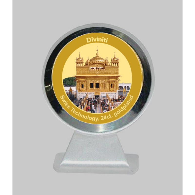 MCF 1CR CLASSIC COLOR  CIRCULAR  GOLDEN TEMPLE