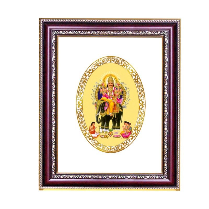 DG FRAME 105 SIZE 2.5 ROYALE COLOR  OVAL VISHVAKARMA