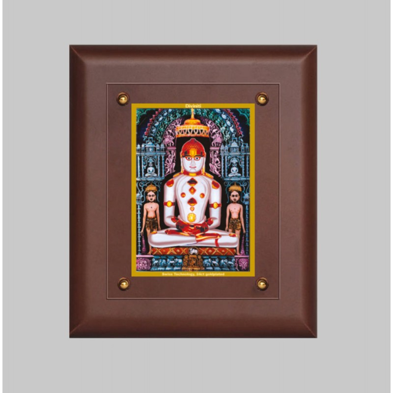 24K GOLD PLATED MDF FRAME SIZE 2.5 CLASSIC COLOR ADINATH