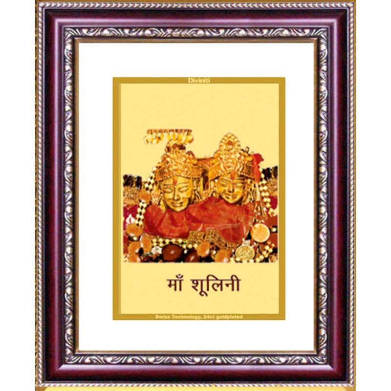 24K GOLD PLATED DG FRAME 105 SIZE 3 CLASSIC COLOR MAA SHOOLINI