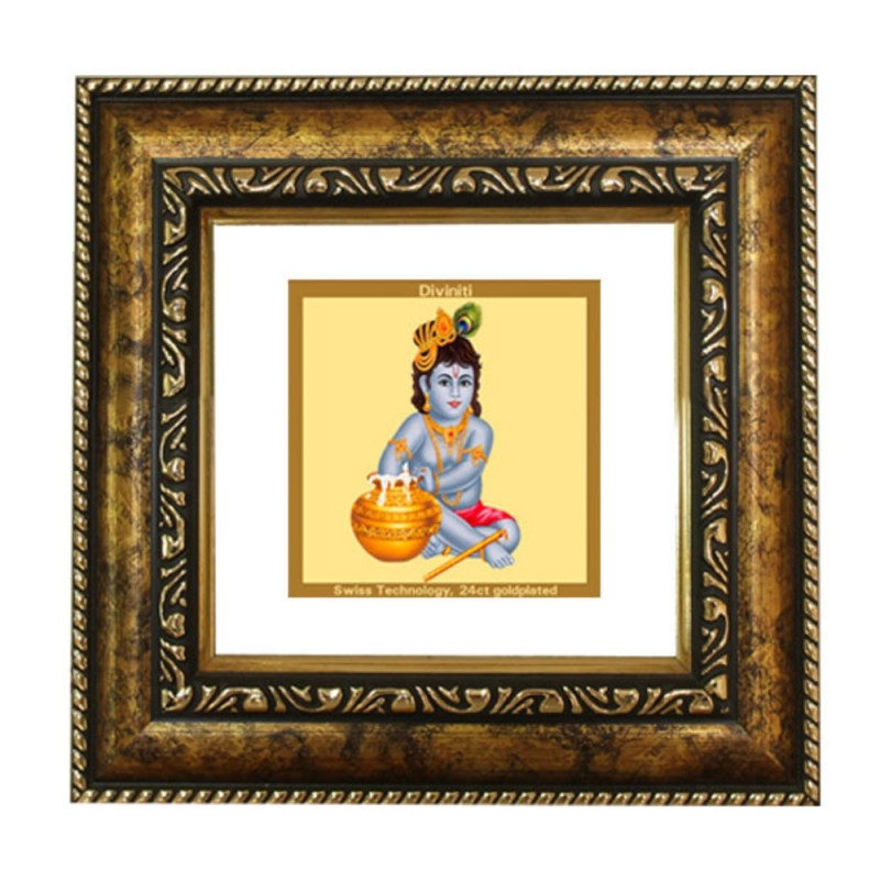24K GOLD PLATED DG FRAME 113 SIZE 1A CLASSIC COLOR BAL GOPAL