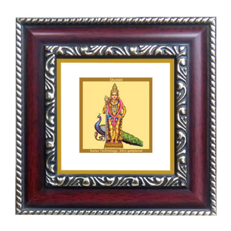 24K GOLD PLATED DG FRAME 105 SIZE 1A CLASSIC COLOR MURUGAN