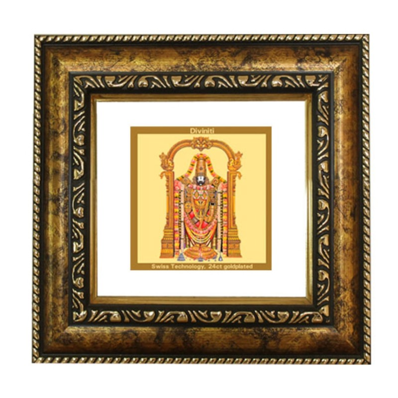 24K GOLD PLATED DG FRAME 113 SIZE 1A CLASSIC COLOR BALAJI