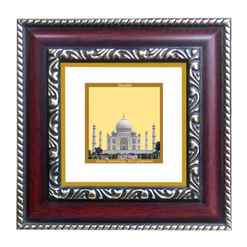 24K GOLD PLATED DG FRAME 105 SIZE 1A CLASSIC COLOR TAJ MAHAL