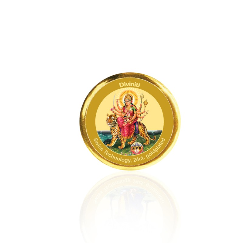 COIN SINGLE SIDED SIZE 3C DURGA