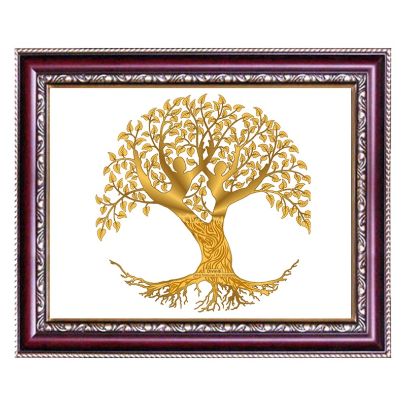 WALL HANGING DG 105 SIZE 3 TREE OF LIFE