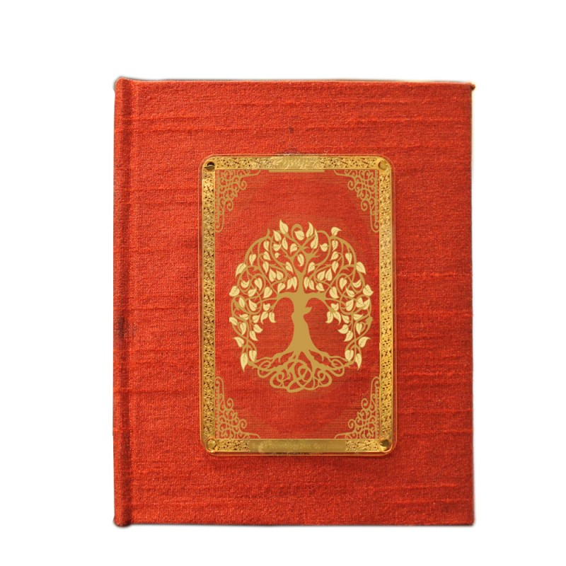 JOURNAL & NOTEBOOK ACRYLIC TREE OF LIFE