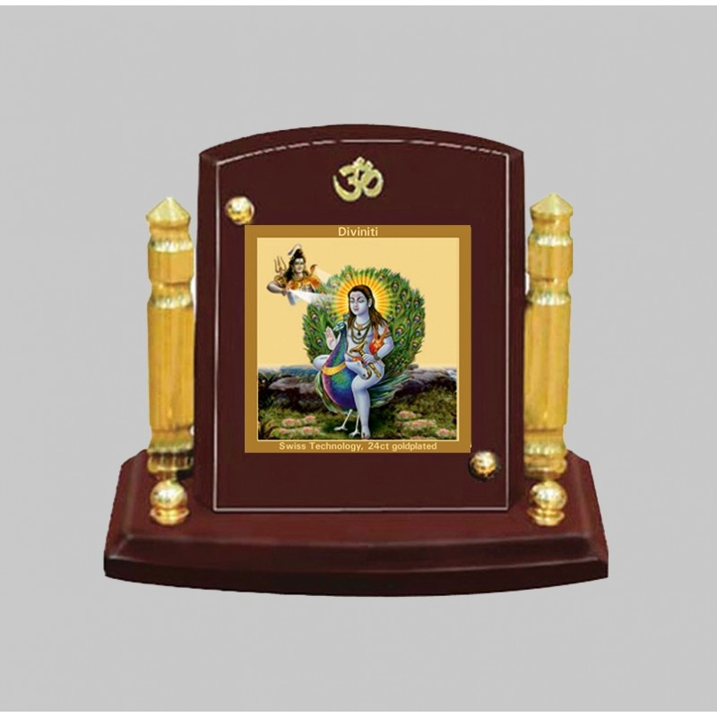 24K GOLD PLATED MDF 1B P+ CLASSIC COLOR BABA BALAKNATH