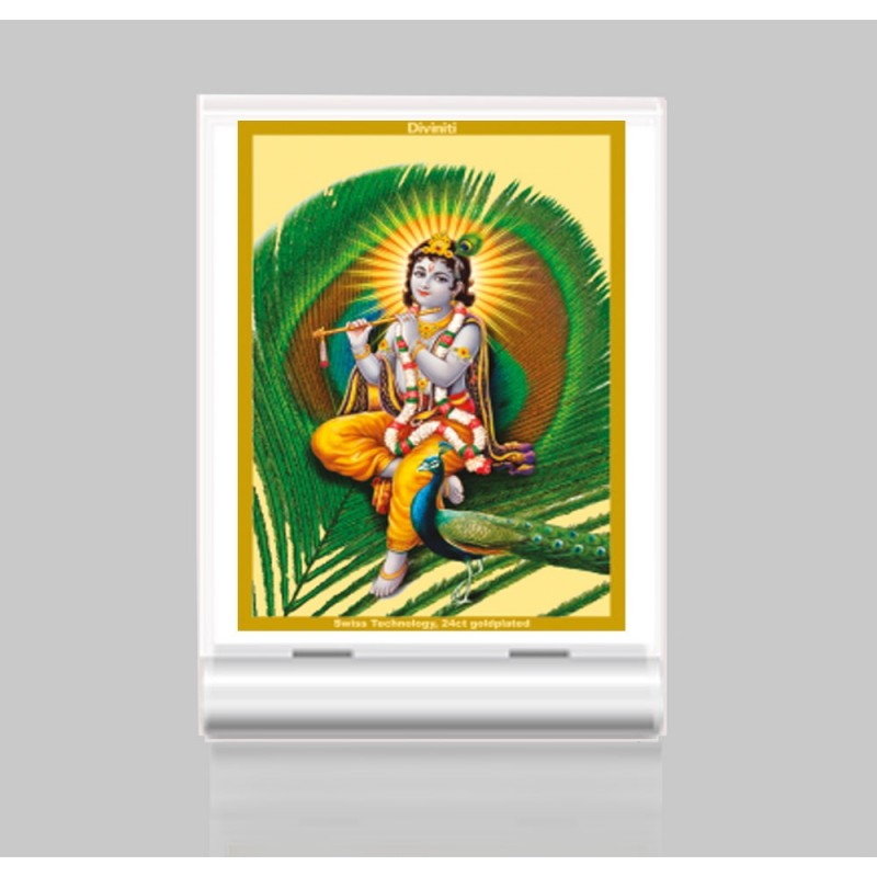 24K GOLD PLATED ACF 3 CLASSIC COLOR KRISHNA -2