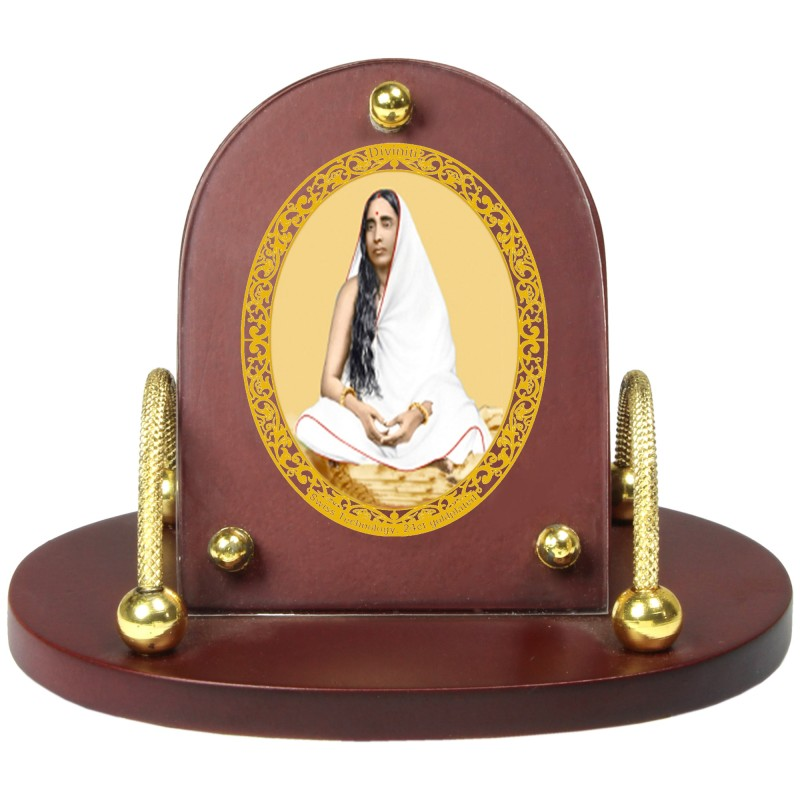 24K GOLD PLATED MDF 7D+ ROYALE CLASSIC MAA SARADA