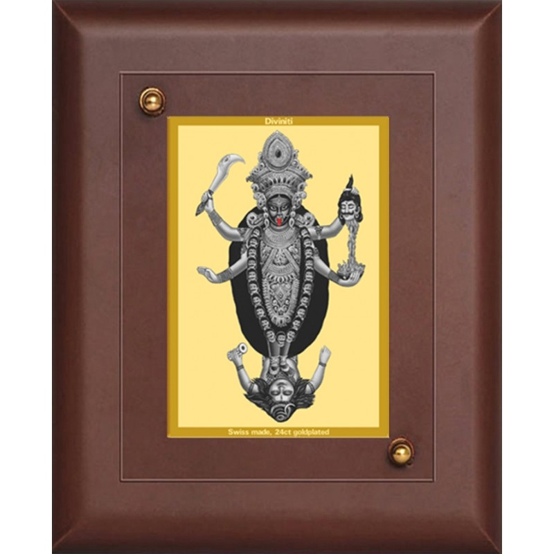 24K GOLD PLATED MDF FRAME SIZE 1 CLASSIC COLOR MAA KALI