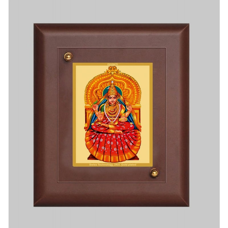 24K GOLD PLATED MDF FRAME SIZE 1 CLASSIC COLOR MAA SARADA-2