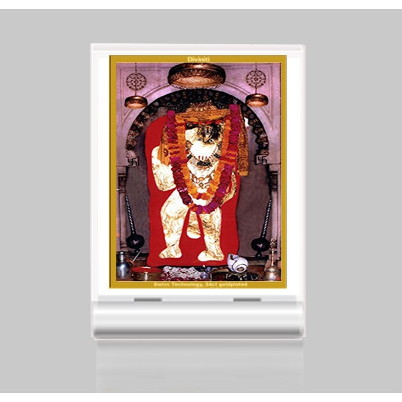 24K GOLD PLATED ACF 3 CLASSIC COLOR MEHANDIPUR BALAJI