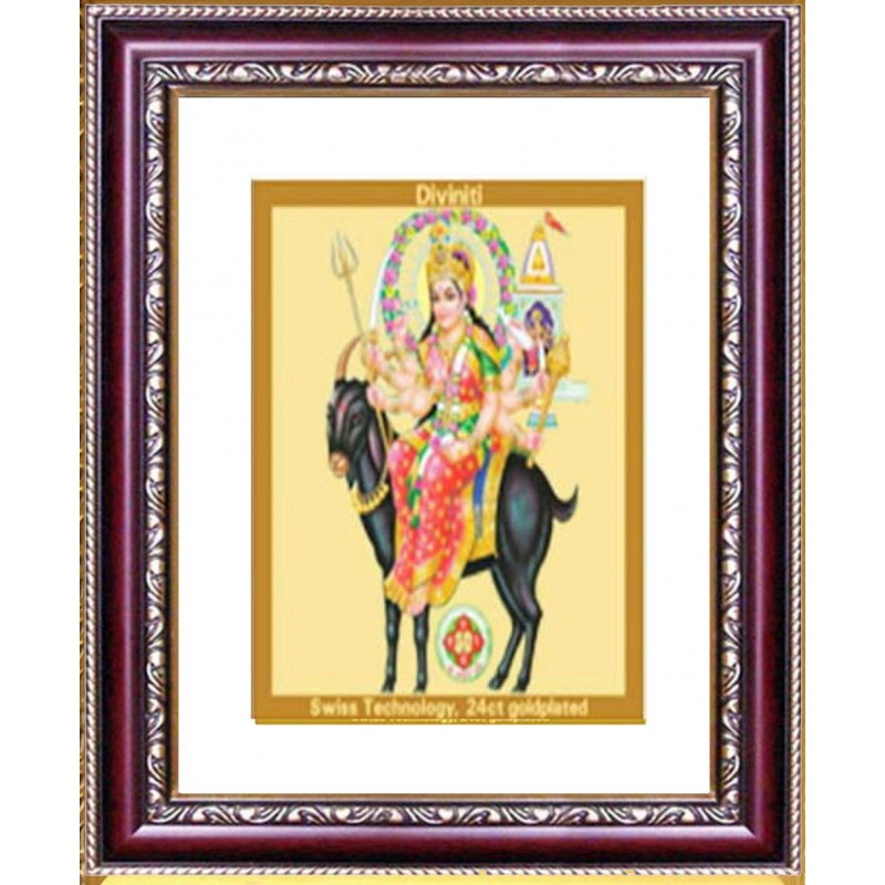24K GOLD PLATED DG FRAME 105 SIZE 1 CLASSIC COLOR MELDI MATA
