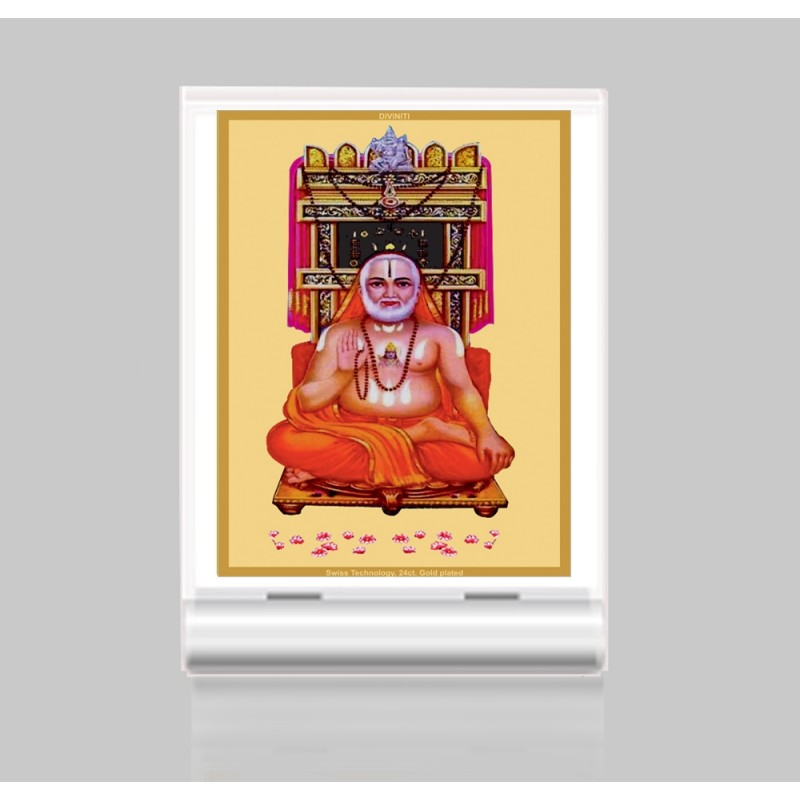 24K GOLD PLATED ACF 3 CLASSIC COLOR RAGHVENDER SWAMI