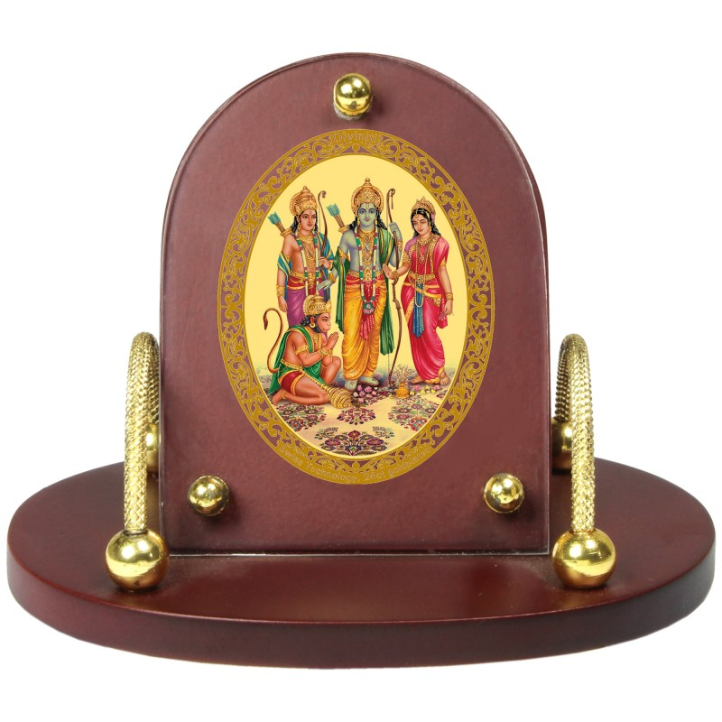 24K GOLD PLATED MDF 7D+ ROYALE CLASSIC RAM DARBAR