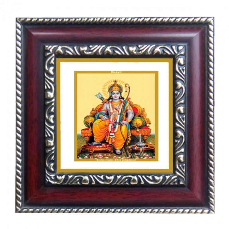24K GOLD PLATED DG FRAME 105 SIZE 1A RAMJI