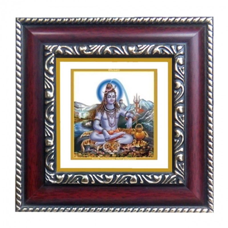 24K GOLD PLATED DG FRAME 105 SIZE 1A CLASSIC COLOR SHIVA-5