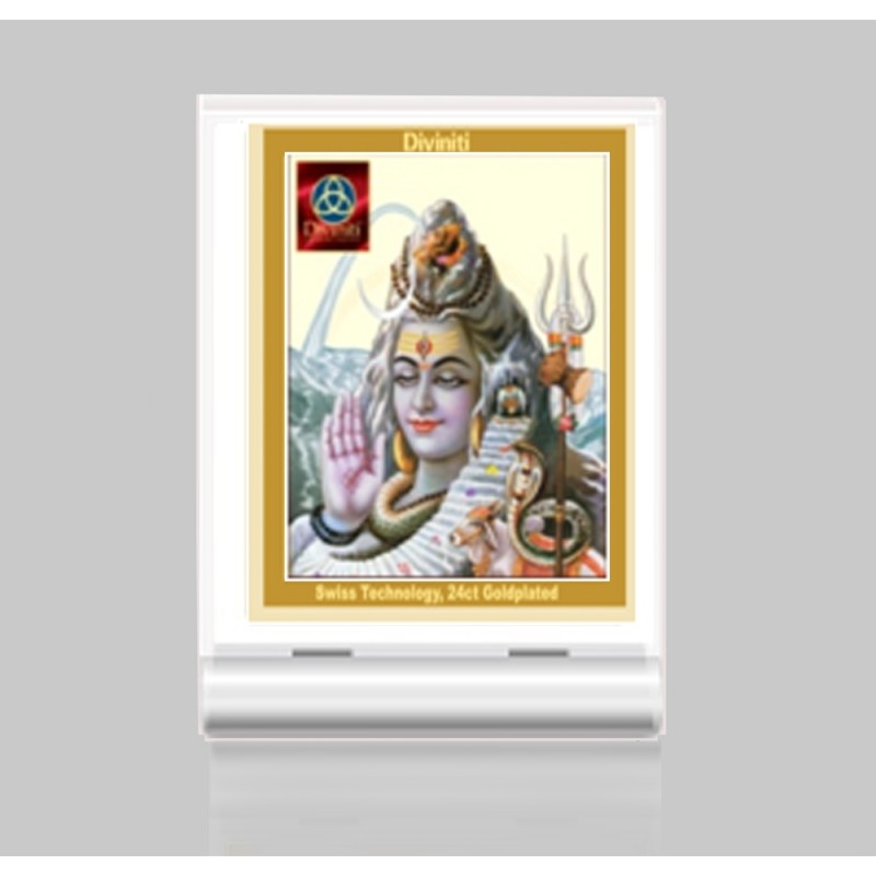 24K GOLD PLATED ACF 3 CLASSIC COLOR SHIVA -3